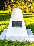 Clody Bay Mission memorial, Port Underwood