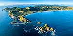 Opito Point and Bay, Coromandel