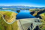 Lake Opuha, South Canterbury