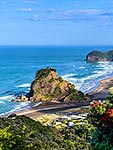 Piha Beach, West Auckland