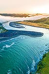 Mokau River mouth, North Taranaki, Waitomo