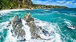 Paparoa National Park coastline