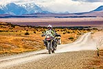 MacKenzie Country, motorbike touring